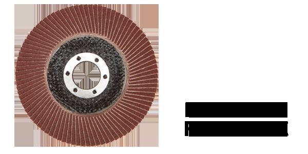 Radiflap Flap Disc