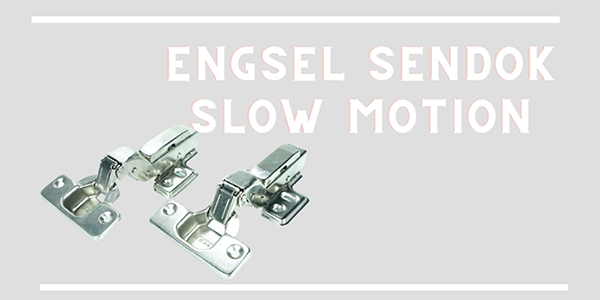 Engsel Sendok Slow Motion RADIUM RD-52AP